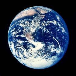 Imagen Tierra - NASA